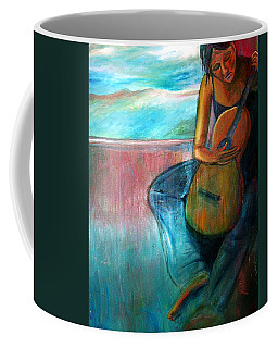The Guitarist Coffee Mug