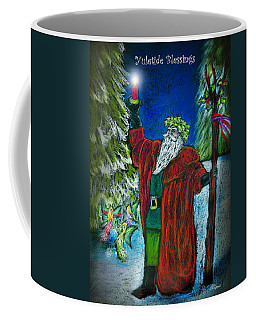 The Holly King Coffee Mug