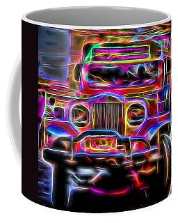 the Jeepney Coffee Mug
