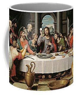 The Last Supper Coffee Mug