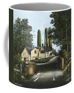The Navigation Coffee Mug