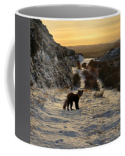 The Pine Marten's Path Coffee Mug