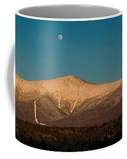 The Presidential Range White Mountains New Hampshire Coffee Mug