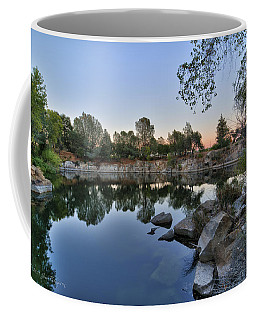 Coffee Mug featuring the photograph The Quinn Quarry by Jim Thompson