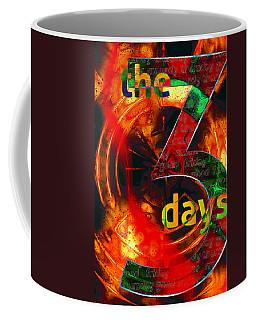 The Three Days Coffee Mug