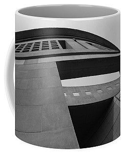 Coffee Mug featuring the photograph The United States Holocaust Memorial Museum by Cora Wandel