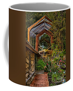 The Wayfarers Chapel Coffee Mug
