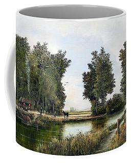 The Woodman Coffee Mug