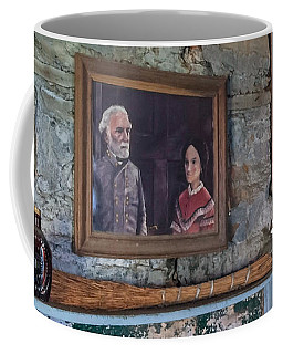 General Robert E. Lee Coffee Mug