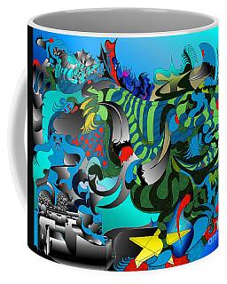 Tides Awry  Coffee Mug