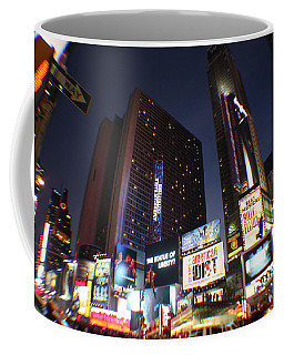 Times Square Nyc Coffee Mug