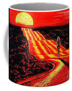 To The Sun Coffee Mug