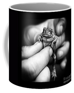 Toad In Hand Coffee Mug