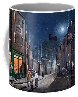 Tower Street Dudley C1930s Coffee Mug