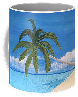 Tranquility Coffee Mug by Tim Townsend