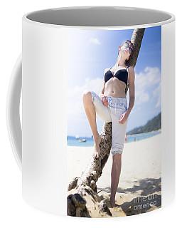 Travel Oasis Getaway Coffee Mug