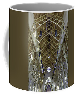 Trussed Arches Of Uf Chapel Coffee Mug
