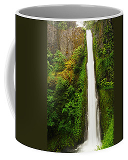 Tunnel Falls  Coffee Mug