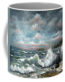 Turning Tide Coffee Mug