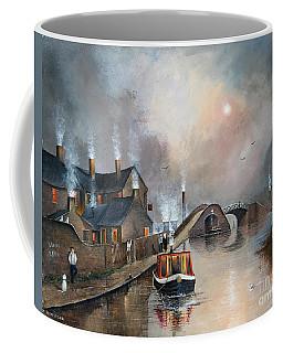 Twilight Departure Coffee Mug