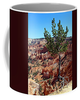 Coffee Mug featuring the photograph Twisted by Jemmy Archer