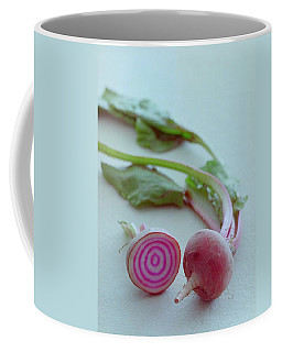 Two Chioggia Beets Coffee Mug