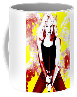 Uma Thurman Coffee Mug