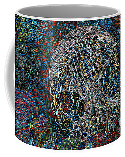 Undulating Coffee Mug