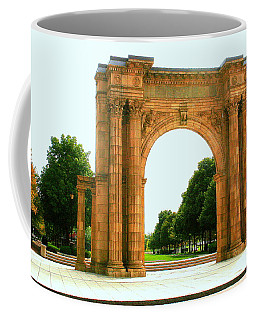 Union Station Arch Coffee Mug