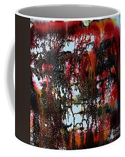 Red Forest Coffee Mug