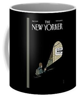 New Yorker November 12th, 2012 Coffee Mug