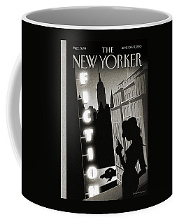 New Yorker June 10th, 2013 Coffee Mug
