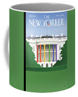 New Yorker May 21st, 2012 Coffee Mug