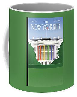 New Yorker May 21st, 2012 Coffee Mug
