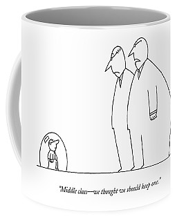 Middle Class - We Thought We Should Keep One Coffee Mug