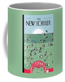 New Yorker June 14th, 2010 Coffee Mug