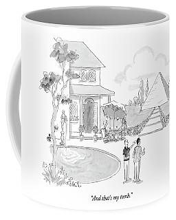 And That's My Tomb Coffee Mug