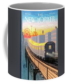 New Yorker September 5th, 2011 Coffee Mug