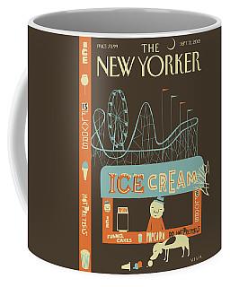 New Yorker September 2nd, 2013 Coffee Mug