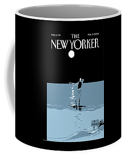 New Yorker August 31st, 2009 Coffee Mug