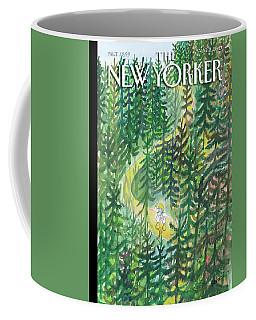 New Yorker August 2nd, 2010 Coffee Mug