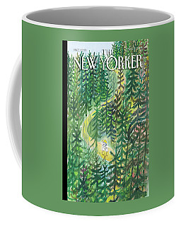 New Yorker August 2nd, 2010 Coffee Mug