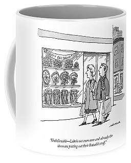 Unbelievable - Lohri's Not Even Coffee Mug