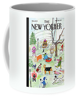 New Yorker March 18th, 2013 Coffee Mug