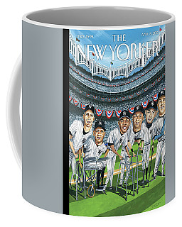 New Yorker April 8th, 2013 Coffee Mug