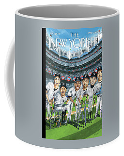 New Yorker April 8th, 2013 Coffee Mug