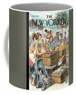 New Yorker May 30th, 2011 Coffee Mug