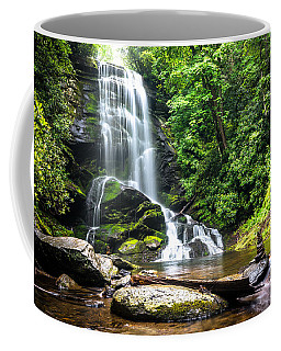 Upper Catabwa Falls Coffee Mug