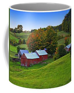 Vermont's Jenne Farm Coffee Mug