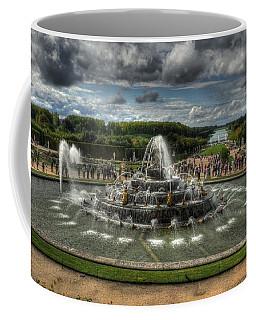 Versailles Fountain Coffee Mug